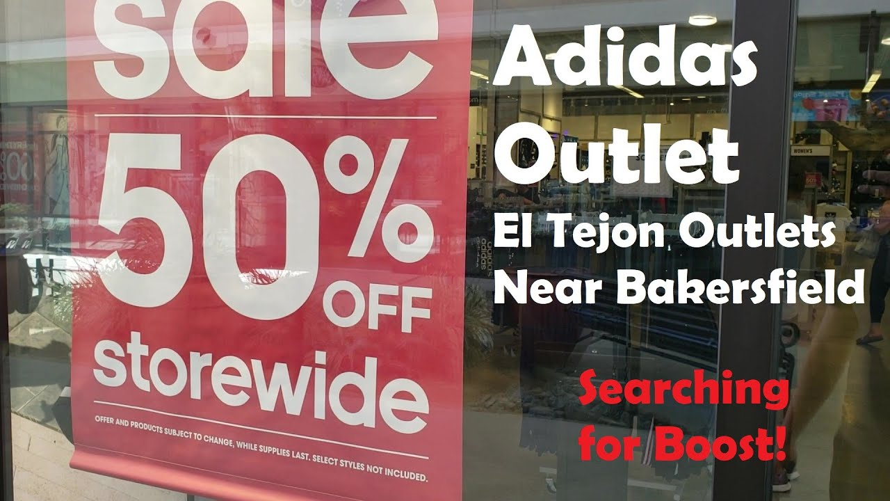 50% off storewide at Addias Outlet