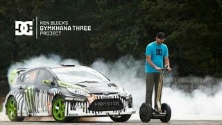 Pagal World - : Ken Block's Gymkhana THREE, Part 2;|| Ultimate Playground; || l'Autodrome, France
