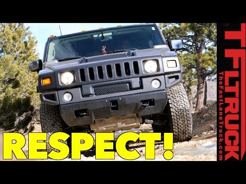 Why The Hummer H2 Deserves More Respect Than You Think! World's Most Hated Truck Ep.3