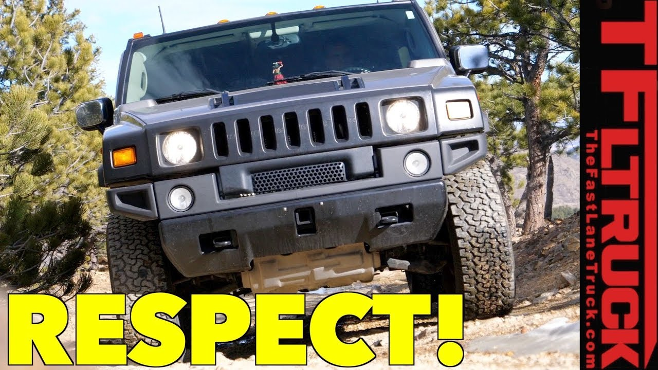 Is Hummer Coming Back In 2018? >> Why The Hummer H2 Deserves More Respect Than You Think World S Most Hated Truck Ep 3