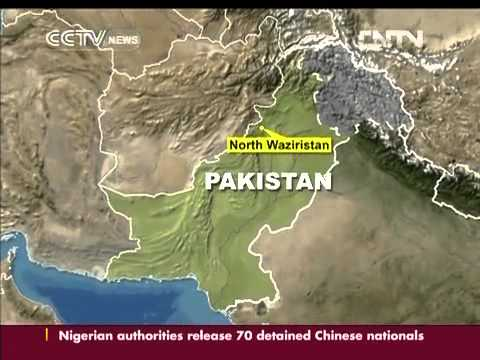 US Drone Strikes North Waziristan Pakistan Killing 10 Civilians Not Pro ISI Taliban