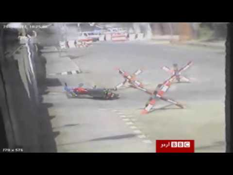 lahore attack video  live