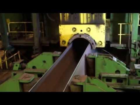 Как делают трубы для газопроводов