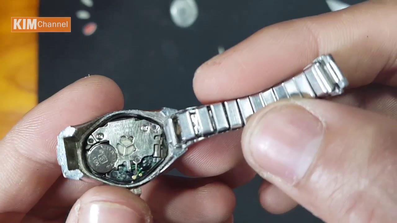 [Insize] Mổ bụng đồng hồ mini – nhỏ nhất thế giới, Bên trong có gì?