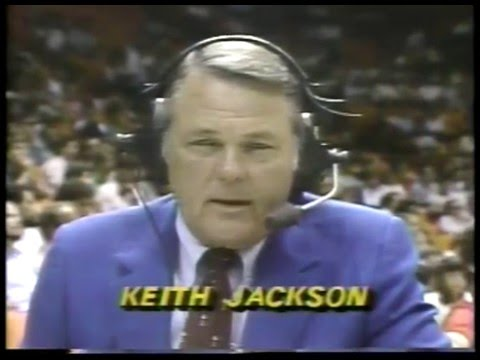 Olympics - 1984 Los Angeles - ABC Introduction To Day 13 With Jim McKay  imasportsphile