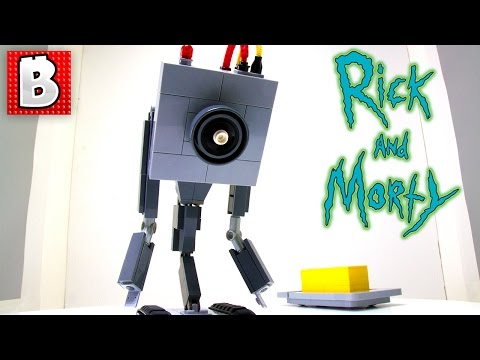 What Is My Purpose? | Rick and Morty Lego Butter Robot