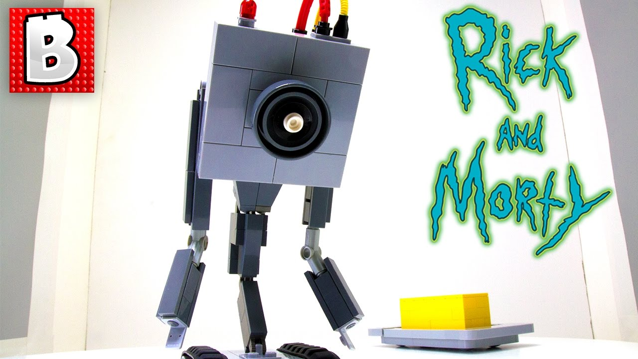 what is my purpose rick and morty lego butter robot youtube