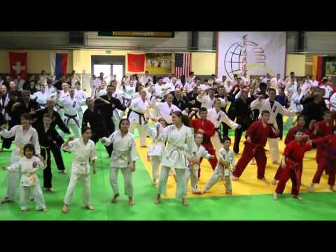 "Warmup WKF Sedan 2013 (sub: ""Oh we're so tough"")"