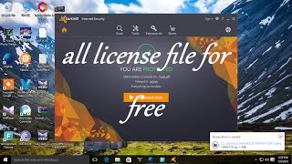 avast premier 2016 all license files free 100% working
