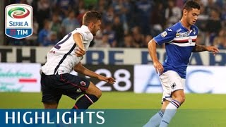 Video Gol Pertandingan Sampdoria vs Bologna