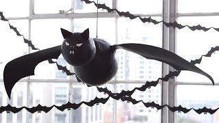 DIY Flying Bat Pinata
