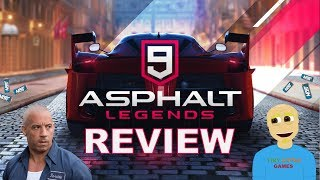 Asphalt 9: Legends Android Gameplay Review (Racing)