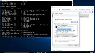 Windows 10 Networking - Set up a Static IP Address