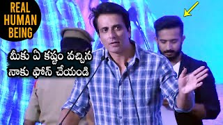 Real Hero Sonu Sood ULTIMATE Speech At Traffic Police Annual Meet   Daily Culture