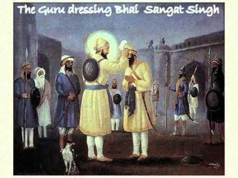 Guru Gobind Singh ji pyare