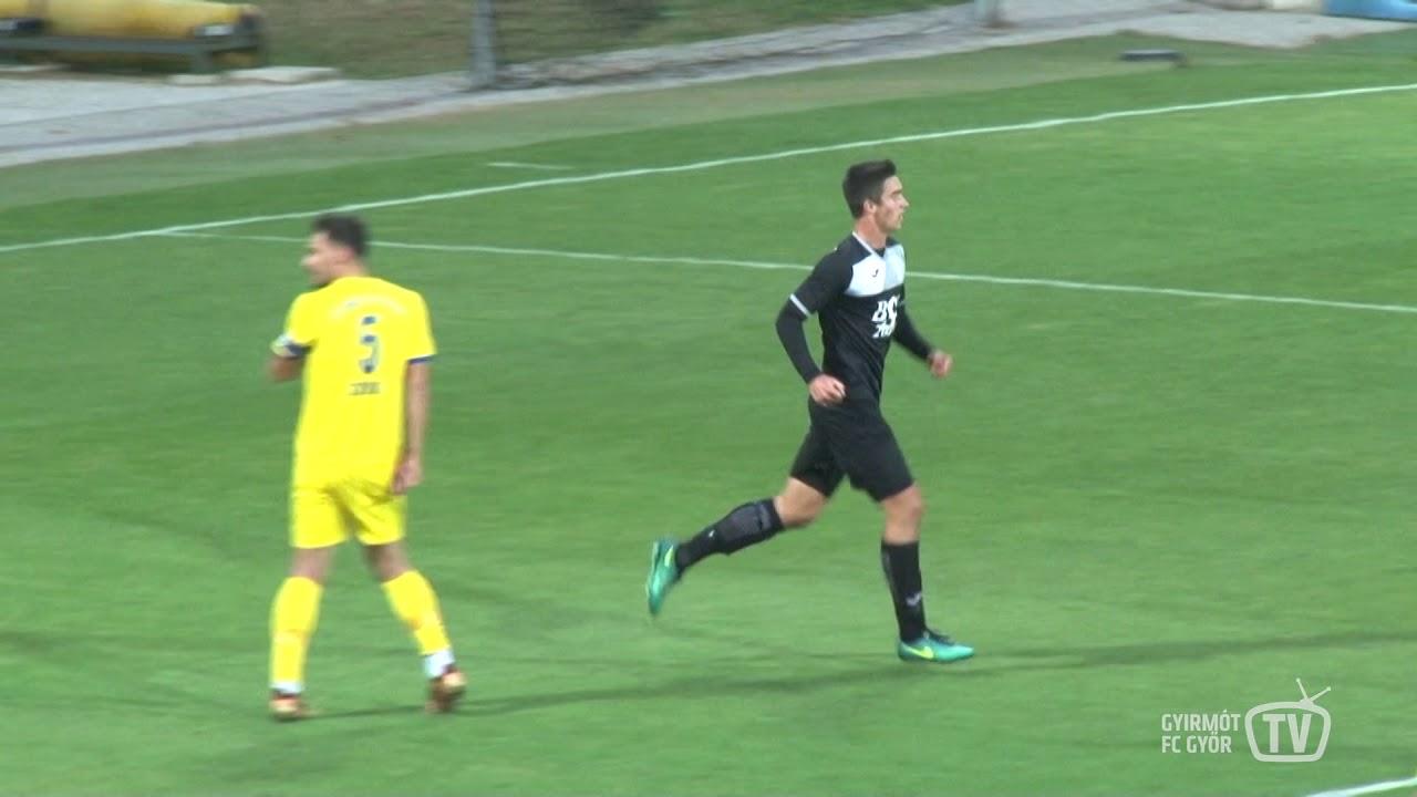 Gyirmót FC Győr - BSS Monor 7-3 (összefoglaló)