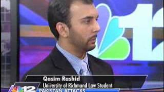NBC Interview on Ahmadiyya Mosque Attack in Lahore, Pakistan