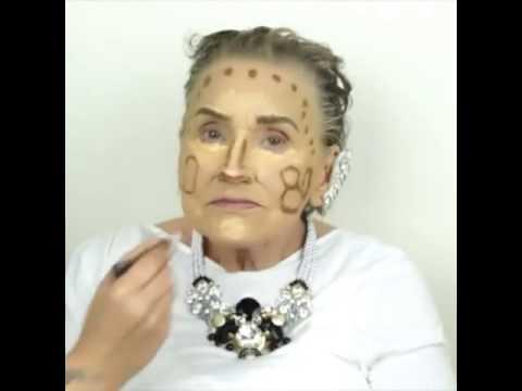 Фото старых волосатых голых пышных женщин