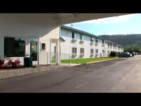 motel 6 the dalles oregon video tour youtube. Black Bedroom Furniture Sets. Home Design Ideas