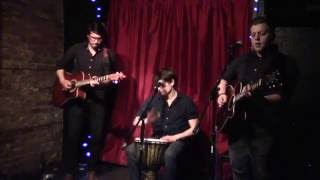 City Circuits full acoustic set @ The Central 2016 05 14