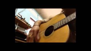 Ru Tình guitar cover