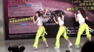 20110515   Dreamgirls puff guo dance
