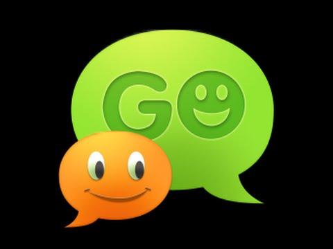 تحميل برنامج Go Sms Pro للاندرويد اخر اصدار