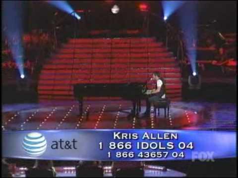 Kris Allen - Ain't No Sunshine