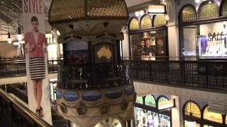 Clock In Queen Victoria Building (qvb)