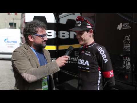 40th Giro del Trentino Melinda: Bora Argon 18's Patrick Konrad