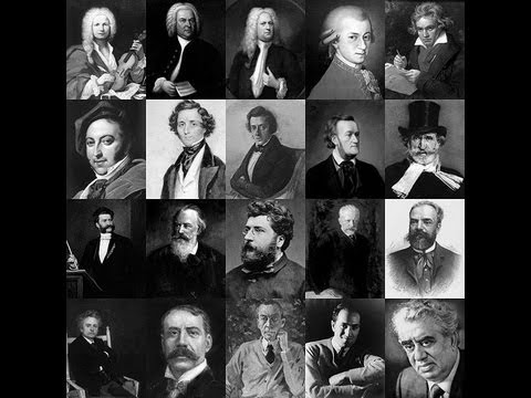 The Best Pieces of Classical Music