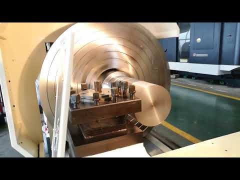 TIMEWAY - Heavy Horizontal Lathe AL-1000B For Australia Clients