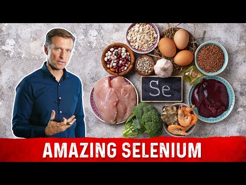 12 Amazing Benefits of Selenium