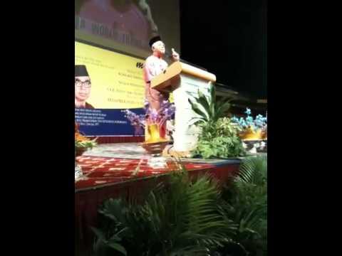 PM berucap di Kongres Ekonomi Melayu