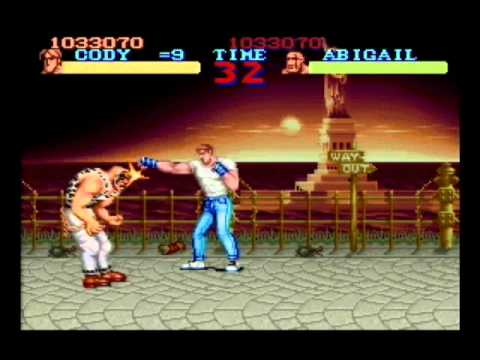 Final Fight, SNES No Deaths
