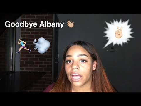 I'm TRANSFERRING from ALBANY STATE!