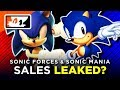 Sonic Mania & Sonic Forces Steam PC Sales Leaked? (Sonic the Hedgehog News)