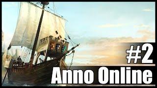 Моя деревушка растет - Anno Online CBT #2