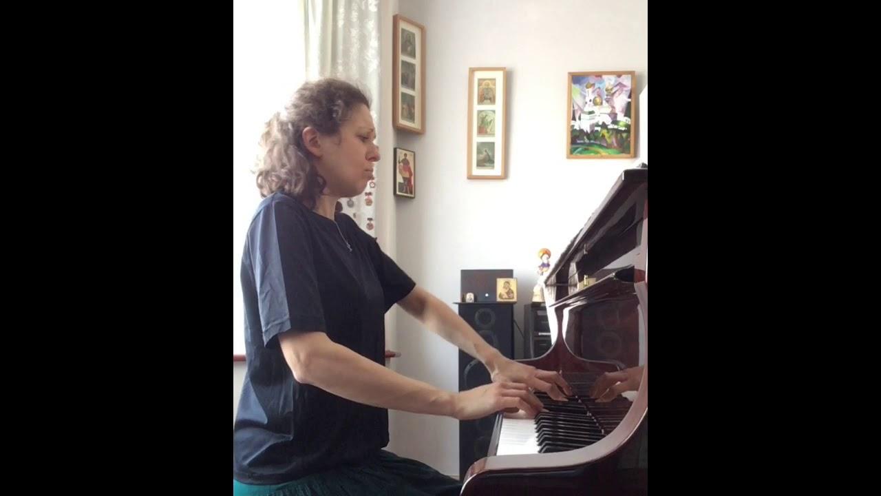 Lockdown Piano Alphabet - M