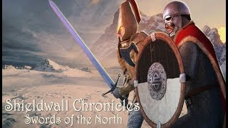 Shieldwall Chronicles Swords of the North - Gameplay & Team build