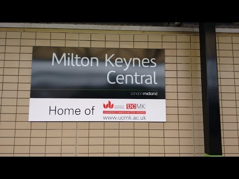 Full Journey on Southern from East Croydon to Milton Keynes Central