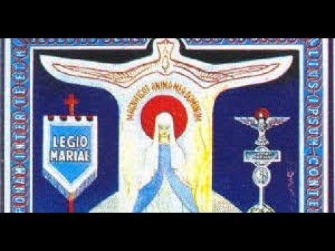 Glorious Mysteries: Legion of Mary Tessera