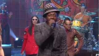 Sergio Mendes / Black Eyed Peas - Mas Que Nada Live at The NBC HD