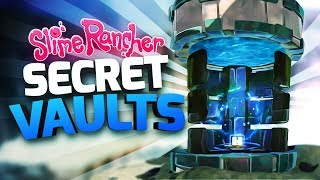 The Ending and Secret Hobson Vault Locations - Slime Rancher Full Version Gameplay