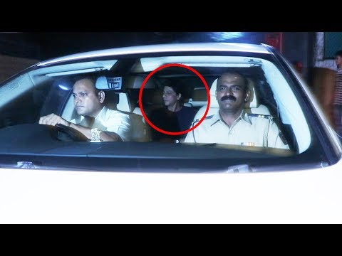 Yashraj Studios में दिखे Shahrukh Khan अपनी Dwarf फिल्म के शूटिंग के दौरान