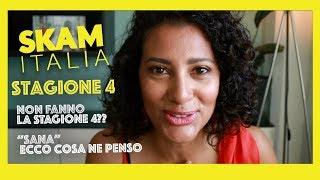 SKAM ITALIA SEASON 4 - rumors e cosa ne penso di Sana