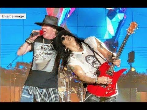 Guns N' Roses Kuala Lumpur, Malaysia Nov 14, 2018 Full Concert Recap