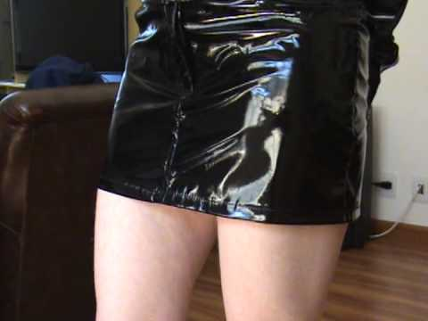 Brown latex leggings part 1 - 2 part 8