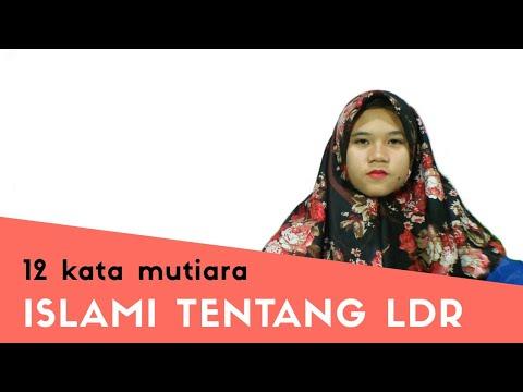 12 Kata Mutiara Islami Tentang Ldr Youtube