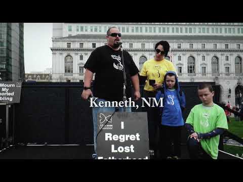 Ken's 2020 Walk for Life Testimony